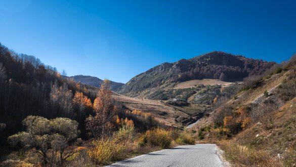 Bjelasnica road, Bosnia and Herzegovina