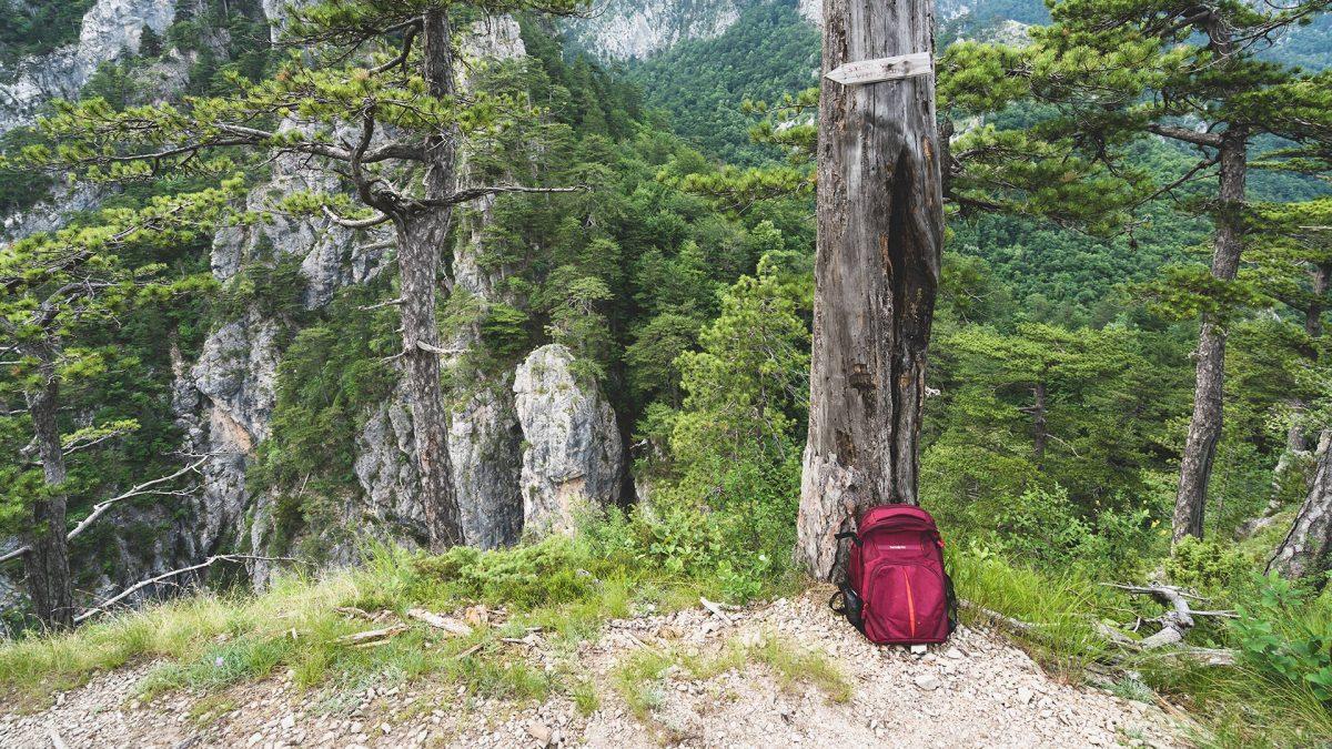 Žlijeb, Čvrsnica Mt, Bosnia and Herzegovina