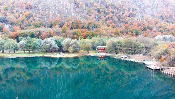 Boračko lake, Herzegovina