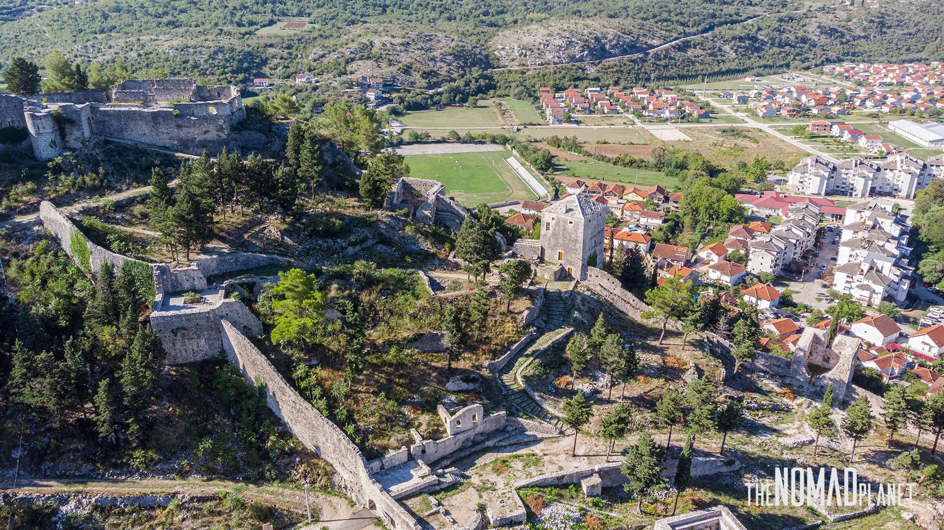 Vidoški Old Town, Stolac