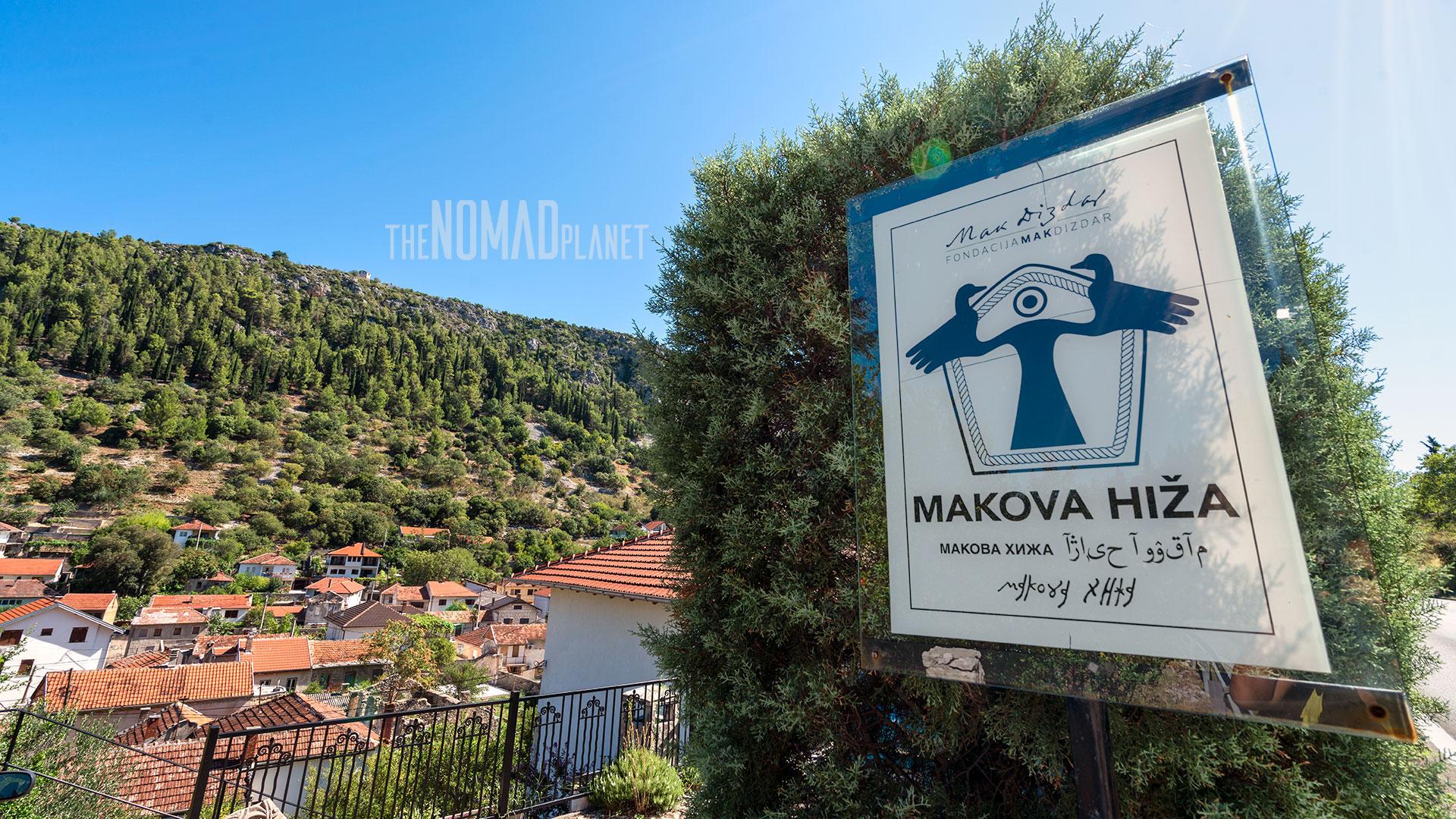 Makova hiza, Stolac