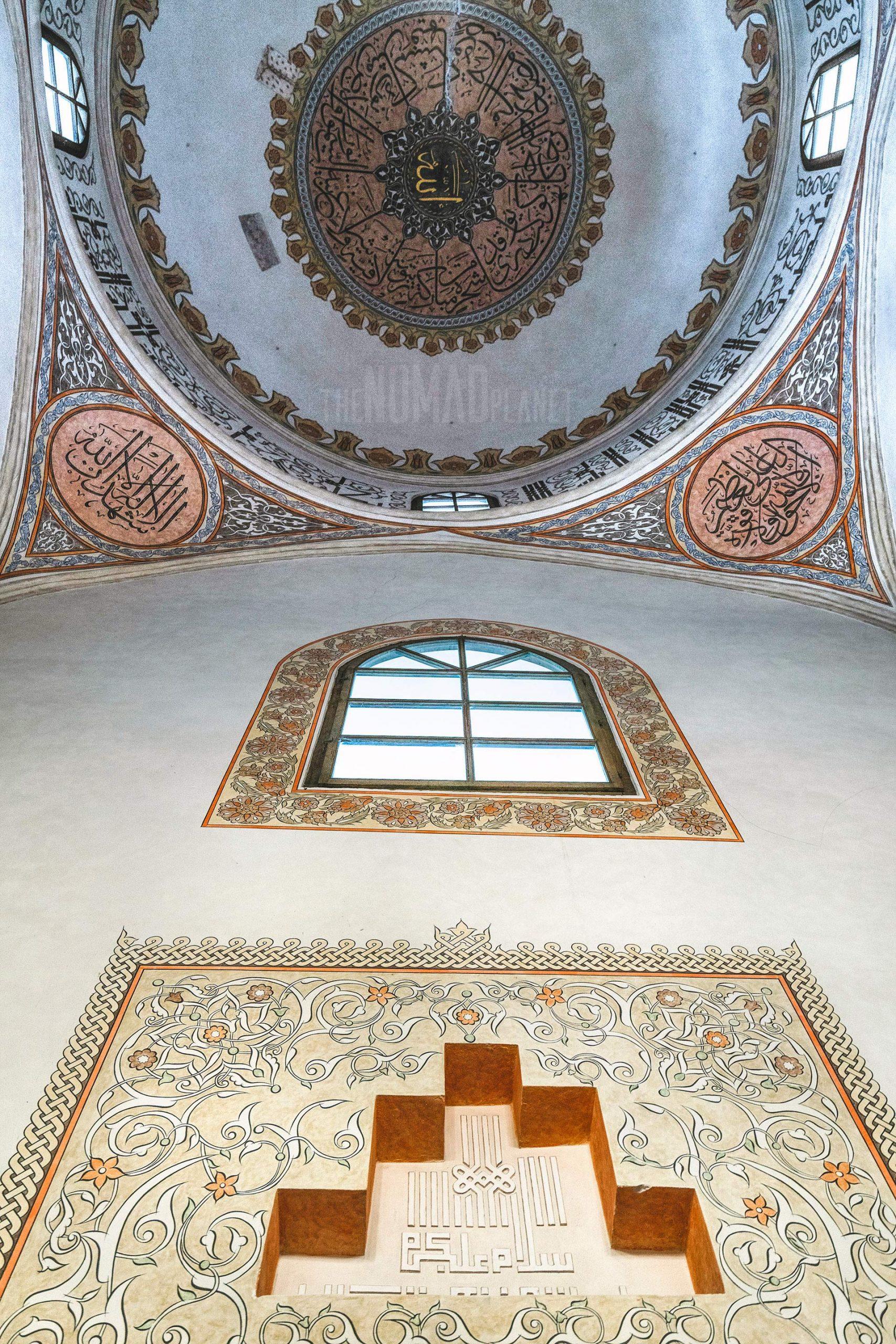 Windows of Bey's Mosque