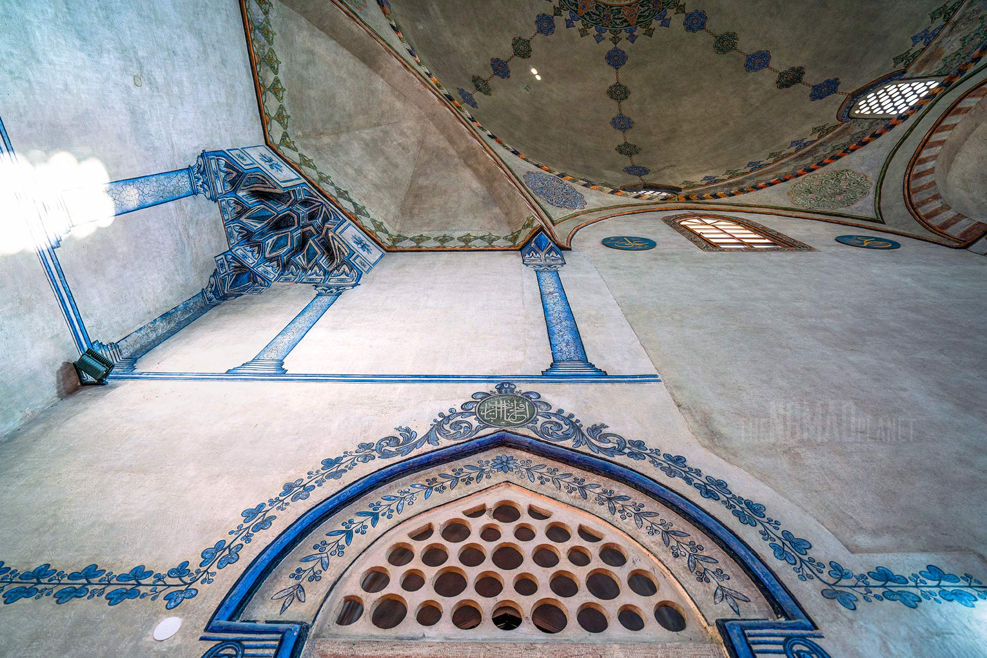 Emperor's Mosque Decorations