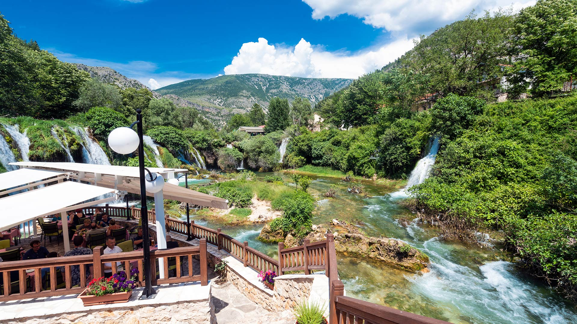 Old Mills Restaurant, Stolac, Bosnia and Herzegovina