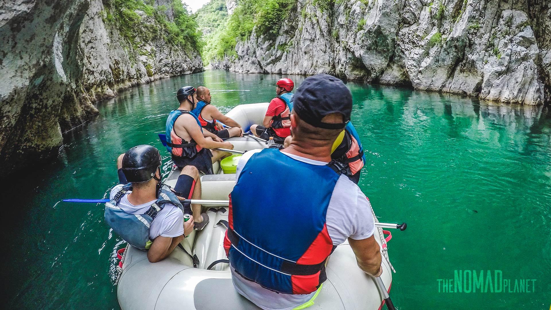 Neretva Canyon, Bosnia and Herzegovina